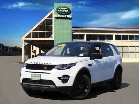 2017 Land Rover Discovery Sport HSE Redwood City CA