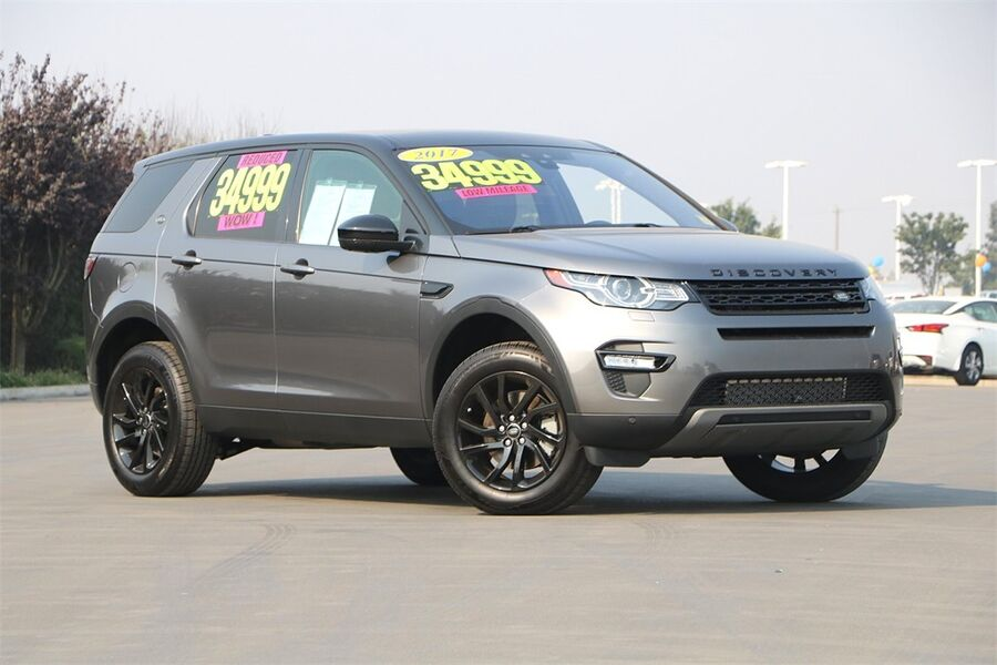 2017 Land Rover Discovery Sport HSE Salinas CA