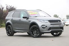2017_Land Rover_Discovery Sport_HSE_ Salinas CA