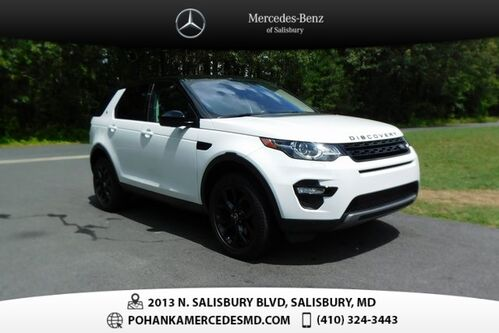 2017_Land Rover_Discovery Sport_HSE_ Salisbury MD