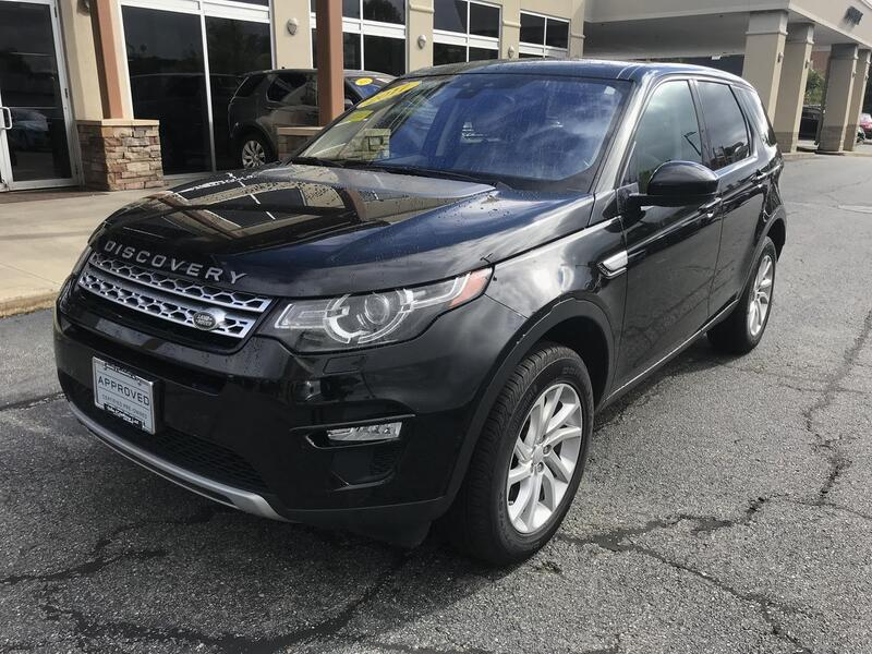 2017_Land Rover_Discovery Sport_HSE_ Warwick RI