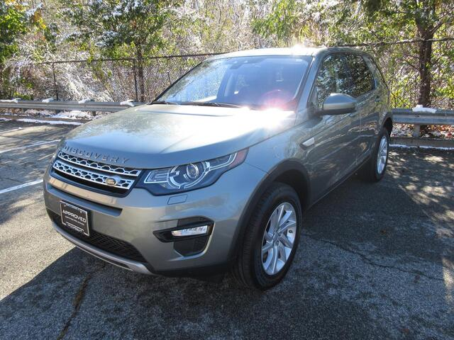 2017 Land Rover Discovery Sport HSE Warwick RI