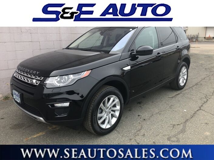 2017 Land Rover Discovery Sport HSE Weymouth MA
