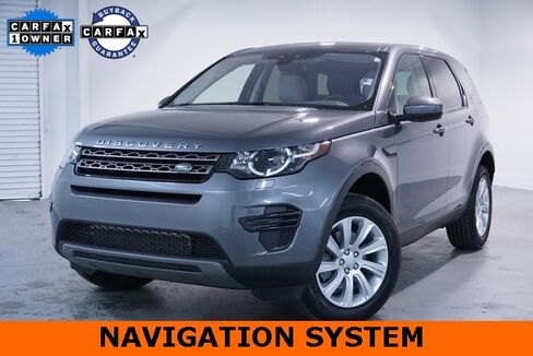 2017_Land Rover_Discovery Sport_SE_ Gainesville GA