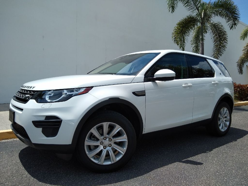 2017 Land Rover Discovery Sport SE~ 1-OWNER! BEST COLORS! ONLY 22K MILES!~ NAVIGATION~ ONLINE FINANCE AND SHIPPING AVAILABLE! Sarasota FL