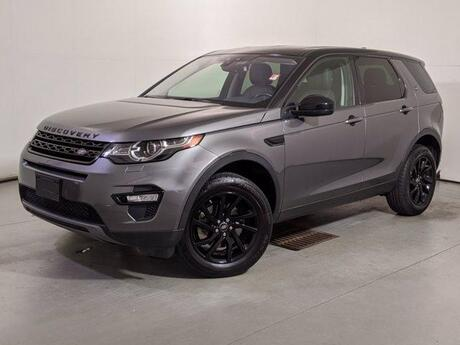 2017 Land Rover Discovery Sport SE 4WD Cary NC