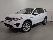 2017_Land Rover_Discovery Sport_SE 4WD_ Cary NC