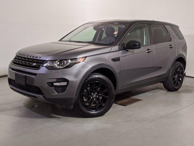2017 Land Rover Discovery Sport SE 4WD Raleigh NC