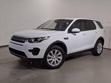2017_Land Rover_Discovery Sport_SE 4WD_ Raleigh NC