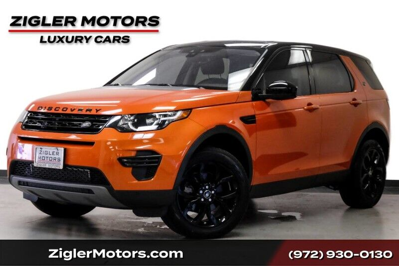2017 Land Rover Discovery Sport SE 9Kmi One Owner Clean Carfax 20 'Black Design Wheels Very un