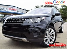 Land Rover Discovery Sport SE AWD 4dr SUV 2017