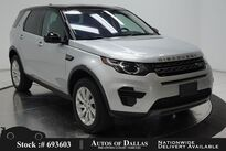 Land Rover Discovery Sport SE CAM,PARK ASST,KEY-GO,18IN WHLS 2017