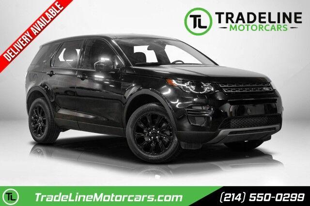 2017 Land Rover Discovery Sport SE CARROLLTON TX