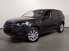 2017_Land Rover_Discovery Sport_SE_ Cary NC