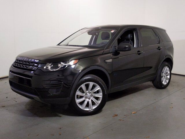 2017 Land Rover Discovery Sport SE Cary NC