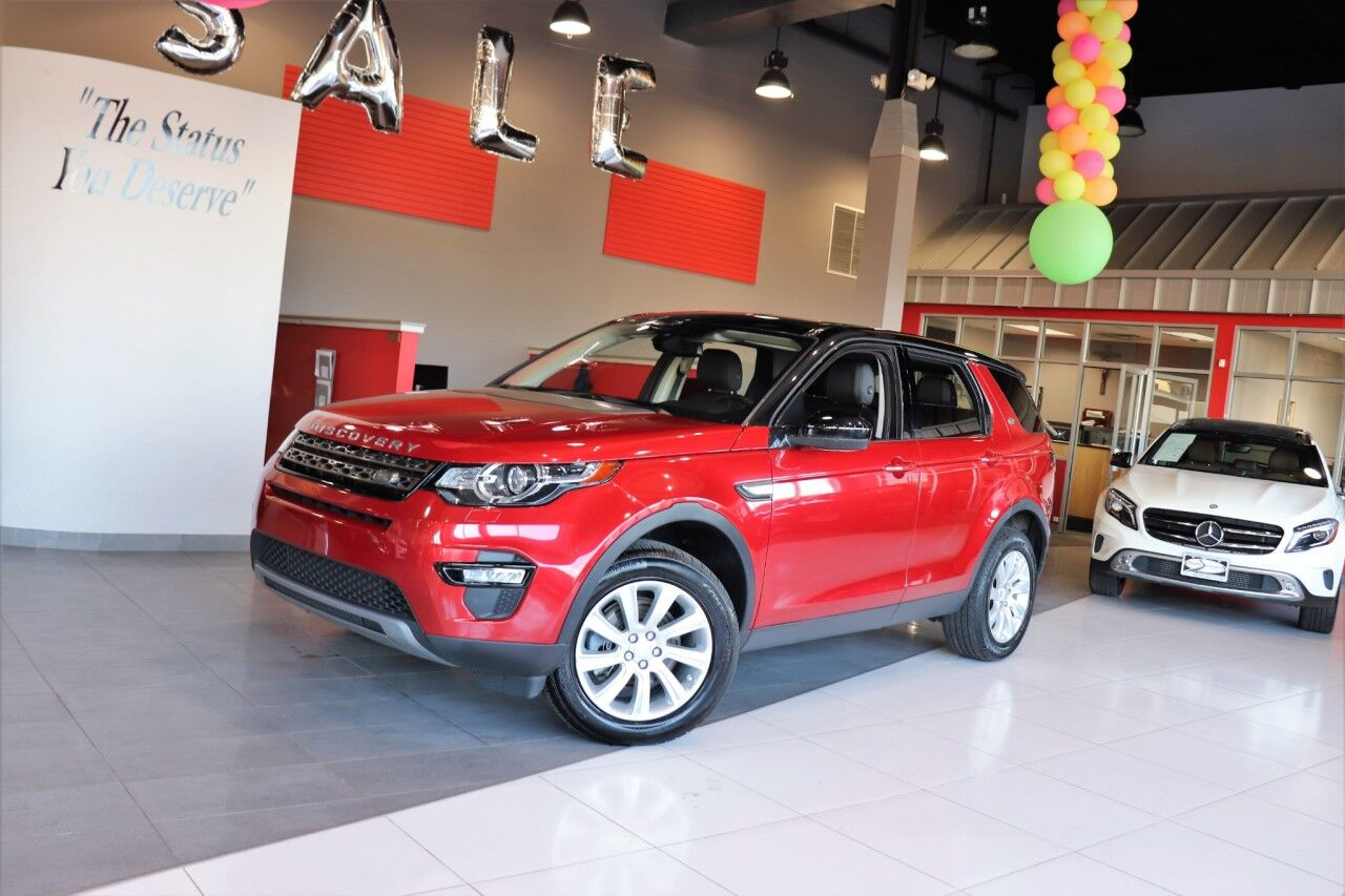 2017 Land Rover Discovery Sport SE Climate Comfort Vision Assist Package Navigation System 1 Owner Springfield NJ