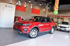 2017 Land Rover Discovery Sport SE Climate Comfort Vision Assist Package Navigation System 1 Owner