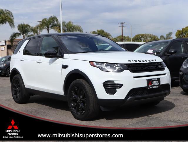 2017 Land Rover Discovery Sport SE Costa Mesa CA