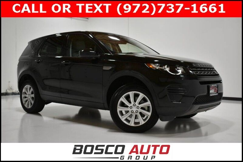 2017 Land Rover Discovery Sport SE Flower Mound TX