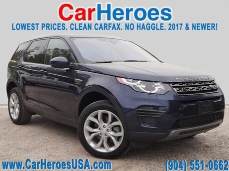2017_Land Rover_Discovery Sport_SE_ Jacksonville FL