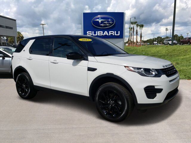 2017 Land Rover Discovery Sport SE Leesburg FL