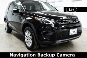 2017_Land Rover_Discovery Sport_SE Navigation Backup Camera_ Portland OR