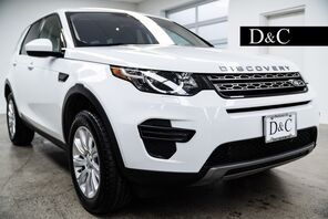 2017_Land Rover_Discovery Sport_SE_ Portland OR
