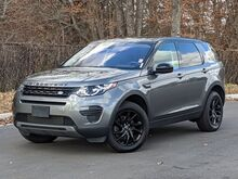 2017_Land Rover_Discovery Sport_SE_ Raleigh NC