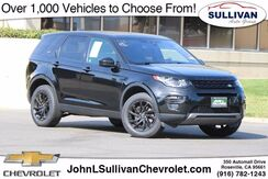 2017_Land Rover_Discovery Sport_SE_ Roseville CA