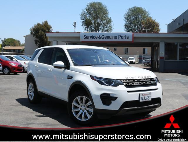2017 Land Rover Discovery Sport SE Victorville CA