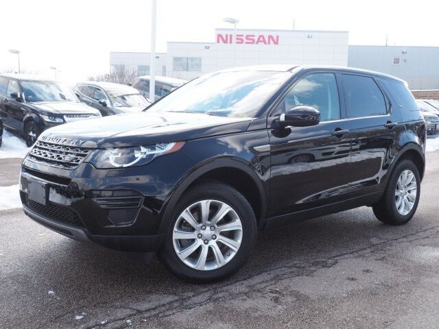 2017_Land Rover_Discovery Sport_SE_ Warwick RI