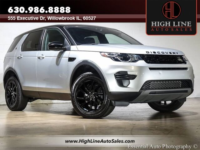 2017 Land Rover Discovery Sport SE Willowbrook IL