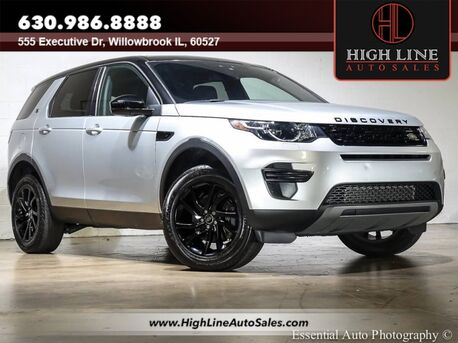 2017_Land Rover_Discovery Sport_SE_ Willowbrook IL
