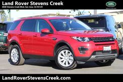 2017_Land Rover_Discovery Sport_SE_ San Jose CA