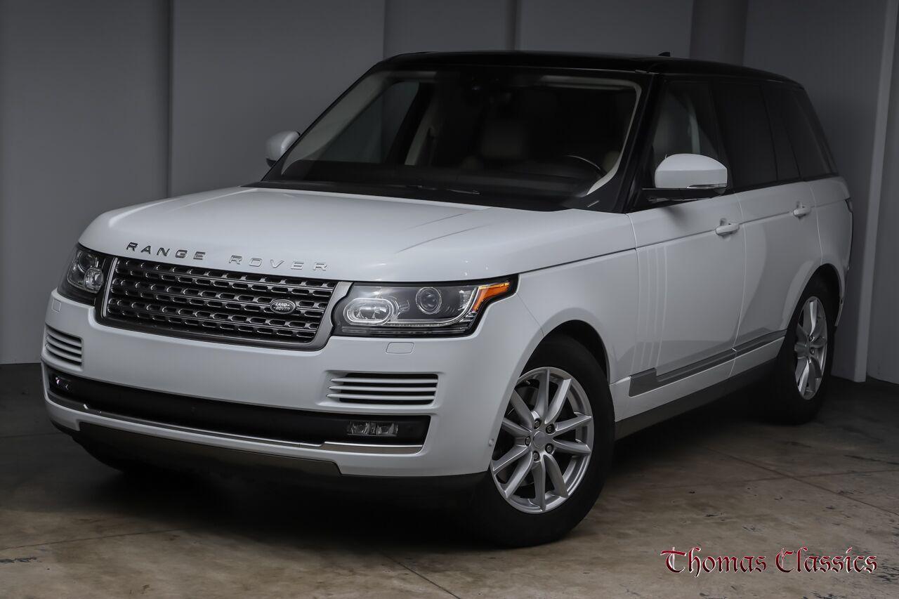 2017 Land Rover Range Rover  Akron OH