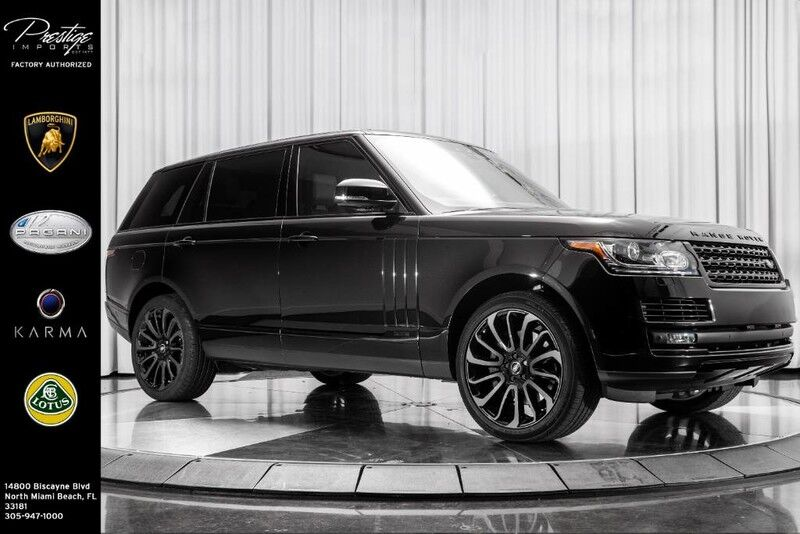 2017_Land Rover_Range Rover__ North Miami Beach FL