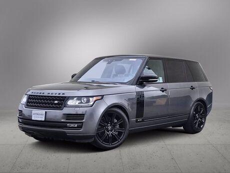 2017 Land Rover Range Rover  Ventura CA