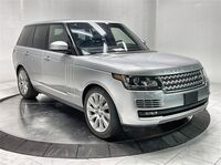 Land Rover Range Rover 3.0L V6 SC HSE NAV,CAM,PANO,CLMT STS,21IN WLS 2017