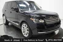 Land Rover Range Rover 3.0L V6 SC HSE NAV,CAM,PANO,CLMT STS,22IN WLS 2017