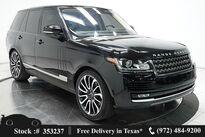 Land Rover Range Rover 3.0L V6 SC NAV,CAM,HTD STS,PARK ASST,22IN WLS 2017