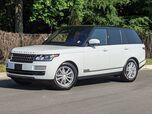 2017 Land Rover Range Rover 3.0L V6 Supercharged