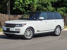 2017_Land Rover_Range Rover_3.0L V6 Supercharged_ Cary NC