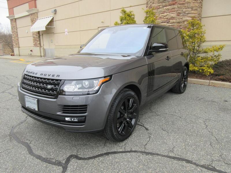 2017_Land Rover_Range Rover_3.0L V6 Supercharged HSE_ Warwick RI