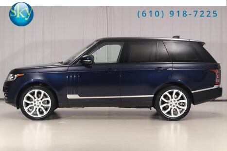 2017 Land Rover Range Rover 4WD HSE West Chester PA