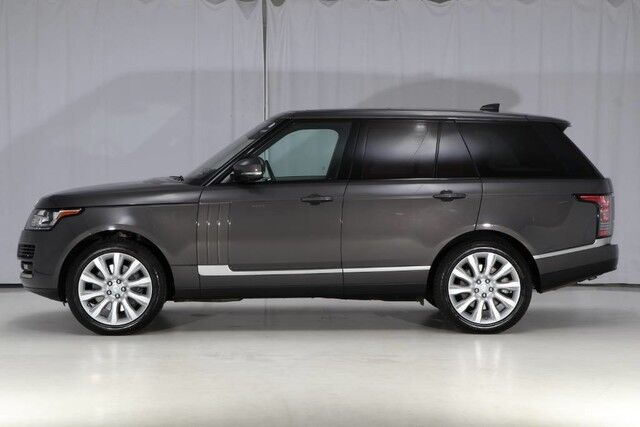 2017 Land Rover Range Rover 4WD V8 Supercharged CPO West Chester PA