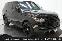 Land Rover Range Rover 5.0L V8 SC NAV,CAM,PANO,CLMT STS,22IN WHLS 2017