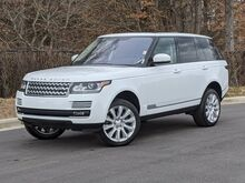 2017_Land Rover_Range Rover_5.0L V8 Supercharged_ Cary NC