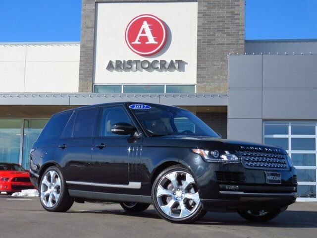 2017 Land Rover Range Rover 5.0L V8 Supercharged Lee's Summit MO