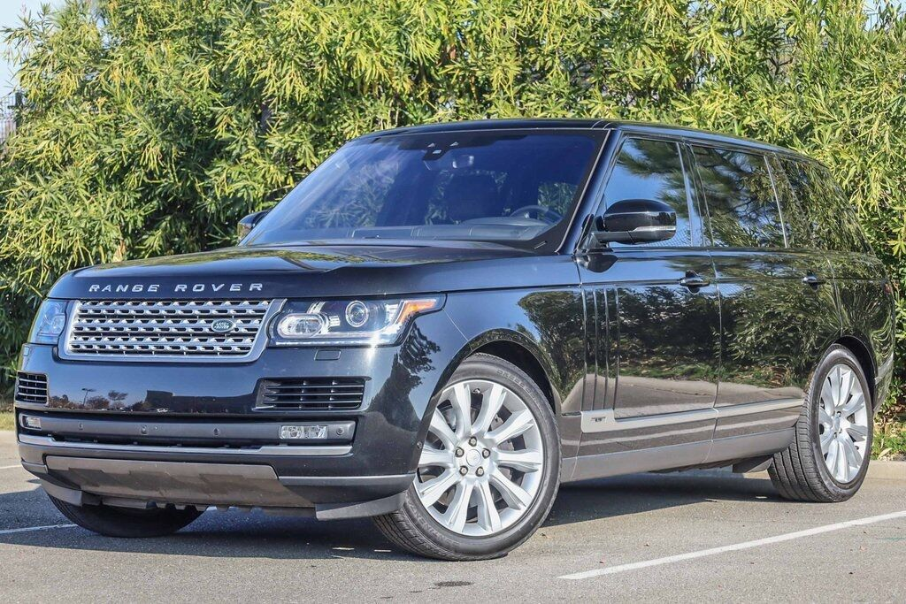 2017 Land Rover Range Rover 5.0L V8 Supercharged Livermore CA