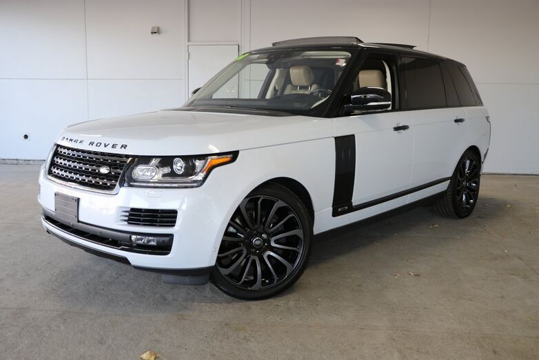2017 Land Rover Range Rover 5.0L V8 Supercharged Merriam KS